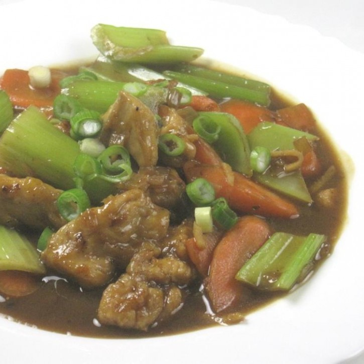 Stir Fried