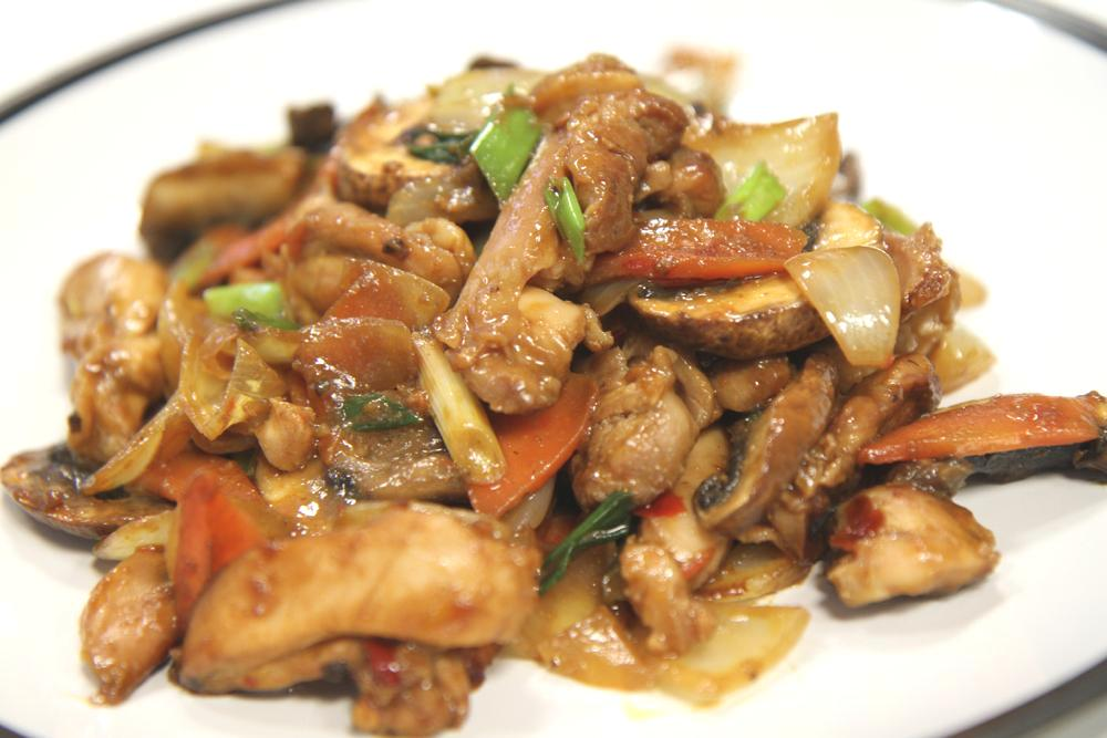Twice cooked chicken chinese s cookbuzz add forumfinder Choice Image